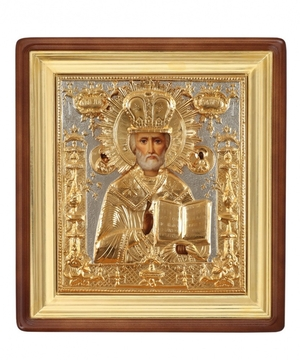 Religious icons: St. Nicholas the Wonderworker - 31