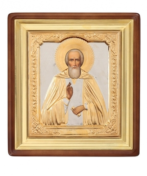 Religious icons: Holy Venerable Sergius of Radonezh - 7