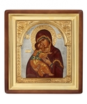 Religious icons: Most Holy Theotokos of Vladimir - 16