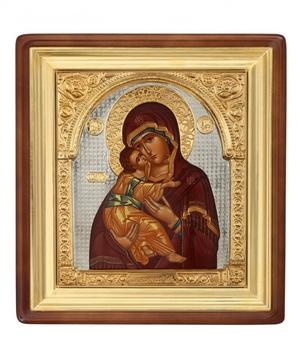 Religious icons: Most Holy Theotokos of Vladimir - 18