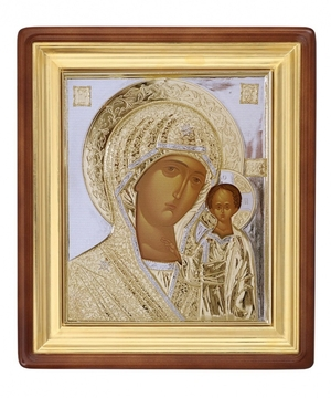Religious icons: Most Holy Theotokos of Kazan - 25