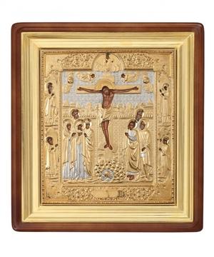 Religious icons: Crucifixion - 4