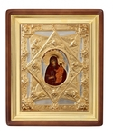 Religious icons: Most Holy Theotokos of the Burning Bush - 16