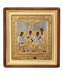 Religious icons: the Most Holy Trinity - 6