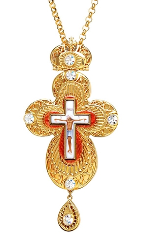 Pectoral chest cross no.5