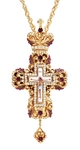 Pectoral chest cross no.25