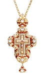 Pectoral chest cross no.27