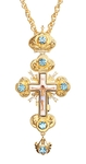Pectoral chest cross no.37