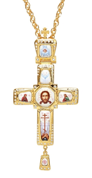 Pectoral chest cross no.44
