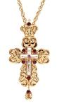 Pectoral chest cross no.115