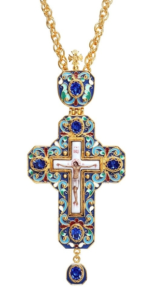 Pectoral chest cross no.131