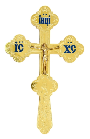 Blessing cross no.17