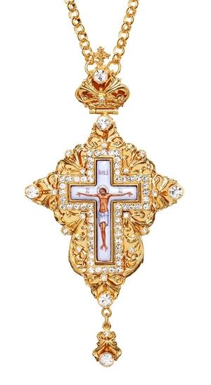 Pectoral chest cross no.16