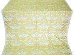 Eleon Bouquet metallic brocade (white/gold)