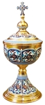 Jewelry vessel for Holy particles - 4