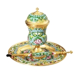 Jewelry oil vessel set - 7