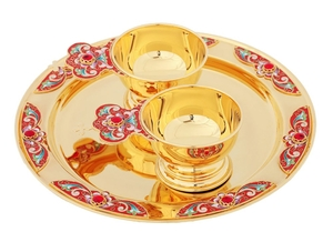 Jewelry communion set- 4