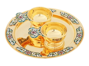 Jewelry communion scoop set - 6