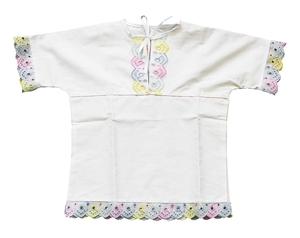 Baptismal robe for boys and girls - 1