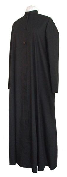 "Nun's undercassock 44""/5'6"" (56/166) no.345"