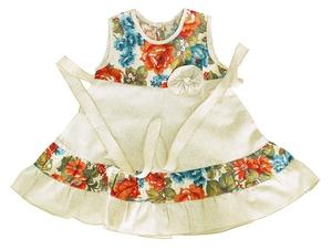 Mosaic girl dress