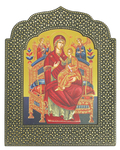 Icon: The Most Holy Theotokos The Queen of All