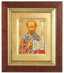 Icon: St. Nicholas the Wonderworker - 27