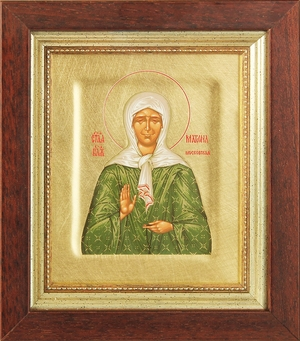 Icon: Blessed Matrona of Moscow - 11