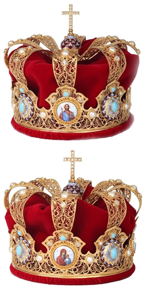 Wedding crowns no.3