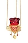 Vigil lamps: Oil lamp - 48