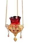 Vigil lamps: Oil lamp no.4