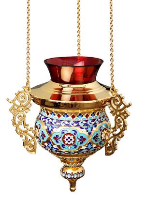 Vigil lamps: Oil lamp no.5