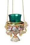 Vigil lamps: Oil lamp no.8