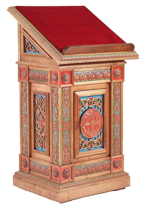 Church lectern - no.490