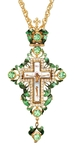 Pectoral chest cross no.6
