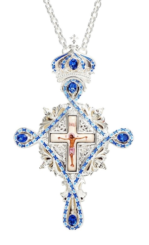 Pectoral chest cross no.80