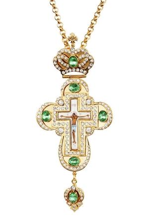 Pectoral chest cross no.100