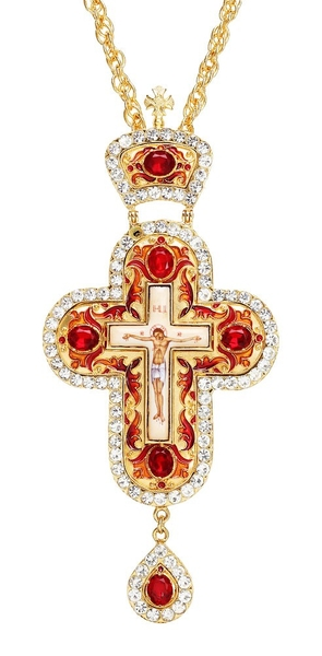 Pectoral chest cross no.112