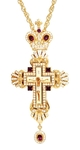 Pectoral chest cross no.127