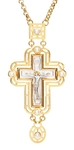 Pectoral chest cross no.132