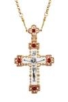 Pectoral chest cross no.137