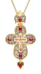 Pectoral chest cross no.141