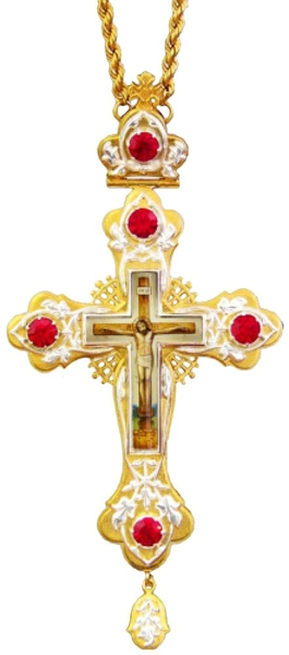 Pectoral chest cross no.142