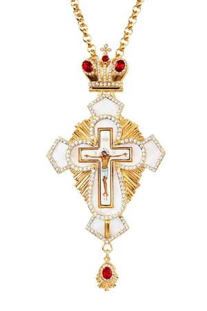 Pectoral chest cross no.147