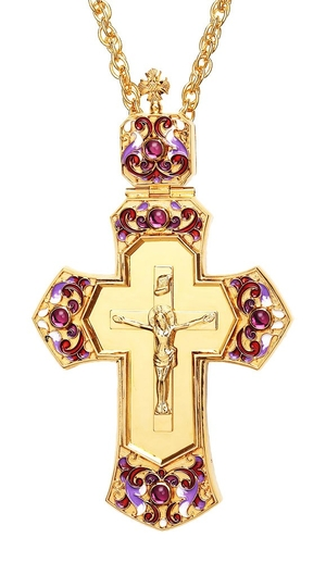 Pectoral chest cross no.173