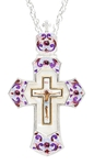 Pectoral chest cross no.173a