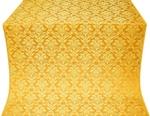 Vazon metallic brocade (yellow/gold)