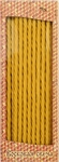 100% Pure beeswax 12-inch candles #20