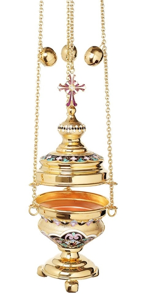 Jewelry Bishop censer - 29