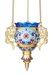 Jewelry oil lamp no.7